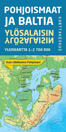 Pohjoismaat ja Baltia ylösalaisin